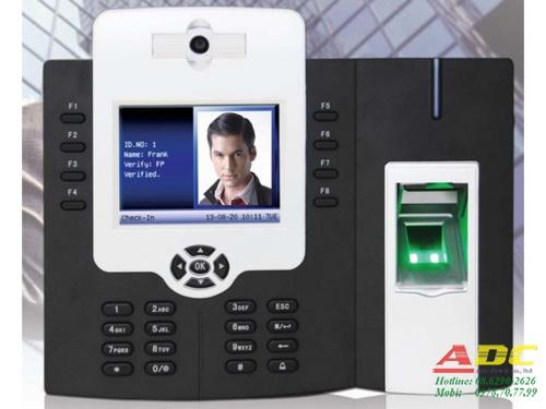 Máy chấm công vân tay và thẻ kiểm soát cửa ra vào GIGATA TFT 800